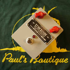 Union Tube & Transistor Sub Buzz Bass Fuzz
