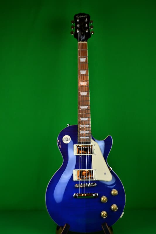 epiphone les paul ultra iii probuckers and nanomag usb and reverb. Black Bedroom Furniture Sets. Home Design Ideas