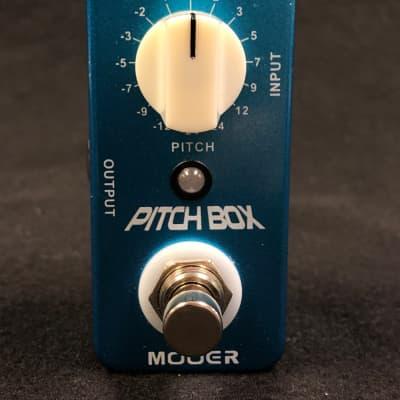 Mooer Pitch Box Harmony/Pitch Shifting Micro Pedal