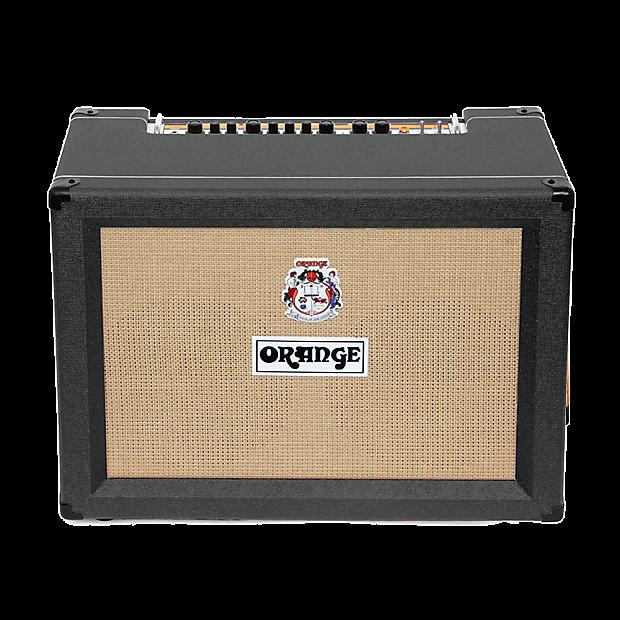 orange cr120c crush pro 120 watt guitar combo amp black reverb. Black Bedroom Furniture Sets. Home Design Ideas