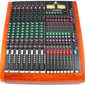 Toft Audio Designs Series ATB 08M 8-Channel Mixer with Meterbridge