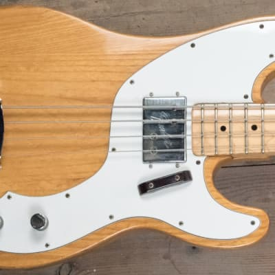 Fender Telecaster Bass 1971 Natural for sale