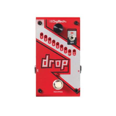 DigiTech Drop Polyphonic Drop Tune Pedal for sale