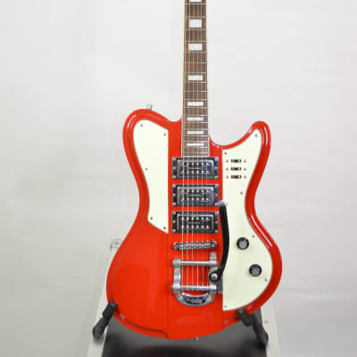 Schecter Ultra III Vintage Red  (includes Schecter Hardshell Case)