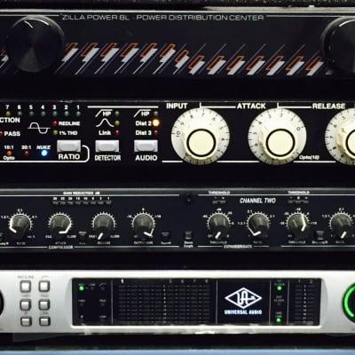 Dbx 266xl Compressor / Gate Black