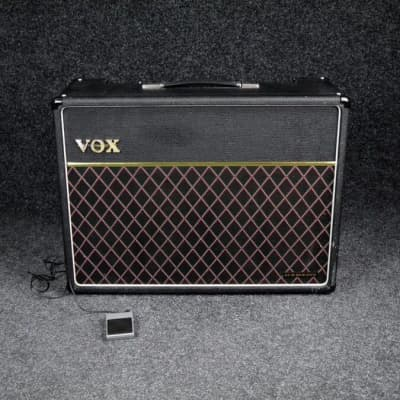 "Vox AC-30SS Solid State 3-Channel 40-Watt 2x12"" Guitar Combo 1977 - 1978"