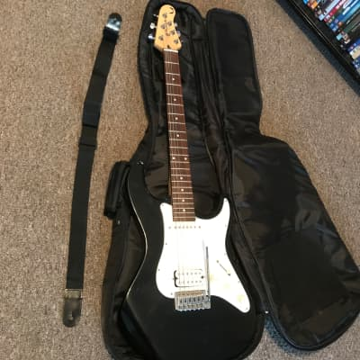 Dean Playmate Electric Guitar with Case and Strap for sale