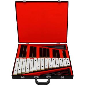 Trophy Music TR2122 Wood Chromatic Resonator Bell Set