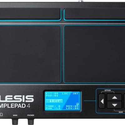 Alesis Sample Pad 4 4-Pad Drum Triggering Instrument