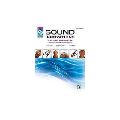 Sound Innovations for String Orchestra Book 1-Cello