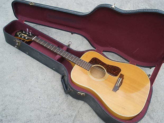42978d2851886 Vintage 1979 Guild G37 BLD - All Maple with Blonde Finish -