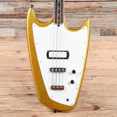 Hallmark Swept Wing Bass Gold Sparkle 2008 for sale