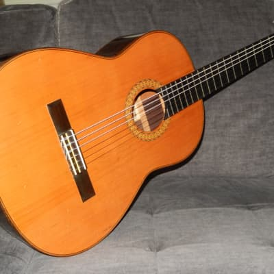 MADE IN 1984 - YUKINOBU CHAI NP15S - SWEET AND POWERFUL CLASSICAL CONCERT GUITAR for sale