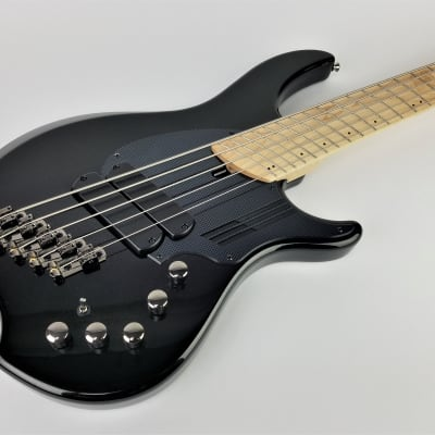 Dingwall Combustion NG-2 2018 Gloss Metallic Black for sale