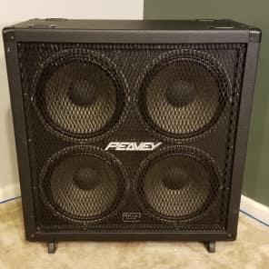 Peavey 412M Straight 4x12 Guitar Speaker Cabinet