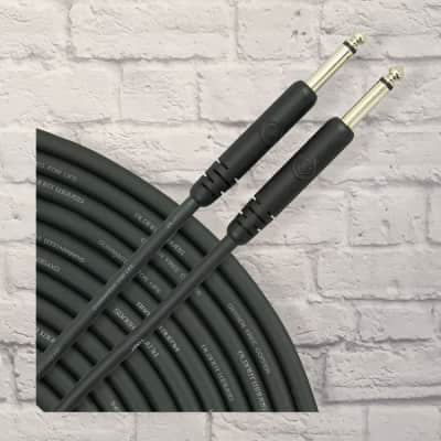 D'Addario Classic Series Instrument Cable, 10 feet, 1/4 Inch