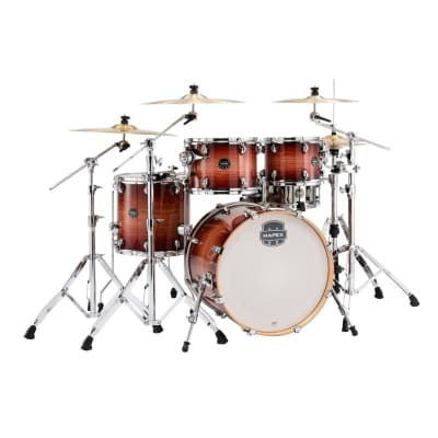 Mapex Armory Series Fusion Shell Pack Redwood Burst