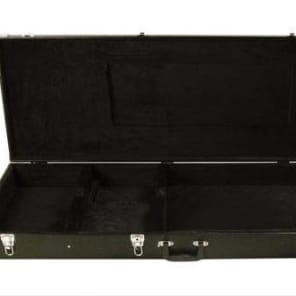 21088c76b96 CNB EC20/FV Flying V Electric Guitar Case Black - Case N Bag | Reverb