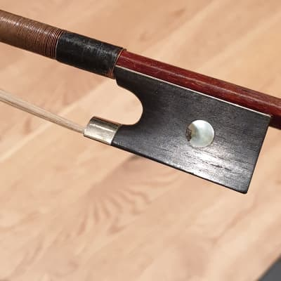 Old French Mirecourt violin bow  1900