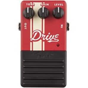 FENDER DRIVE PEDAL for sale