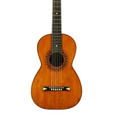 Casasnovas romantic guitar 1897 - beautiful and important parlor size spanish guitar + video!
