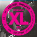 D'Addario EXL170M Nickel Wound Bass Guitar Strings Light 45-100 Medium Scale