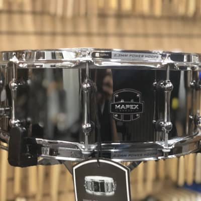 """DEMO Mapex Armory 14""""x5.5""""Tomahawk  Snare Drum"""