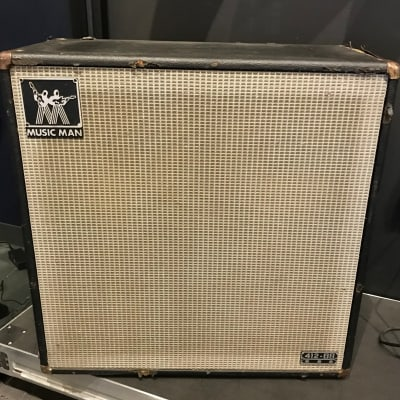 "Music Man 412 GS 130-Watt 4x12"" Guitar Speaker Cabinet 1974 - 1984"