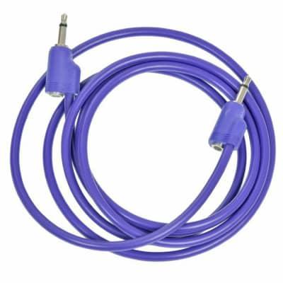 Tiptop Audio Stackcables - Purple, 150cm