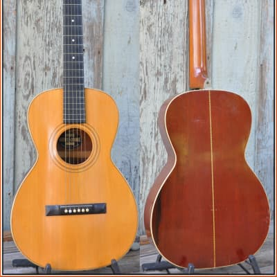 Howe-Orme Style 4 Guitar ca. 1895  - Museum Quality for sale