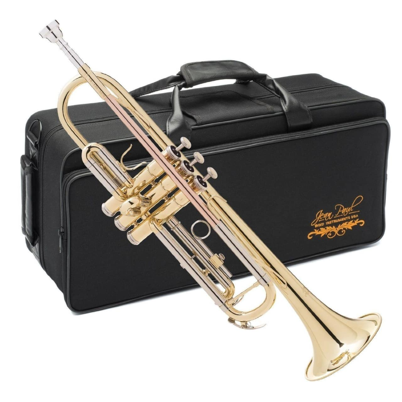 jean paul usa student tr 430 intermediate trumpet in the key reverb. Black Bedroom Furniture Sets. Home Design Ideas