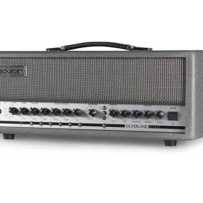 Blackstar Silverline Deluxe Head 100-Watt Digital Modeling Guitar Amp Head