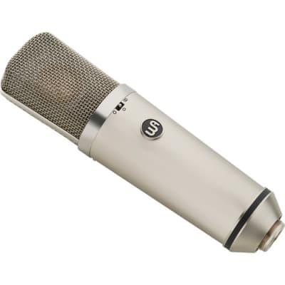Warm Audio WA-67 Large Diaphragm Multipattern Tube Condenser Microphone