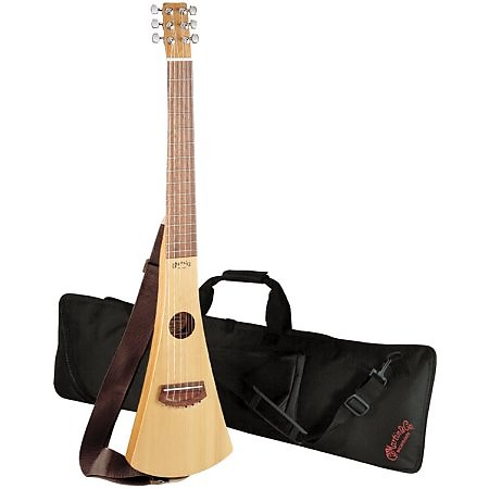 martin backpacker steel string travel guitar with case reverb. Black Bedroom Furniture Sets. Home Design Ideas
