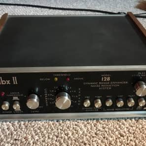 dbx 128 Dynamic Range Enhancer / Noise Reduction System