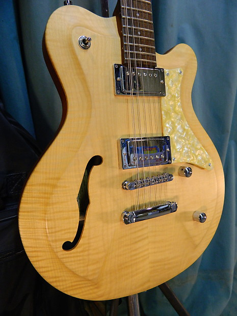 framus tennessee pro 12 2006 natural reverb 18 String Guitar framus tennessee pro 12 2006 natural