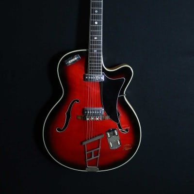 Hoyer Jazz 1950's Cherry for sale
