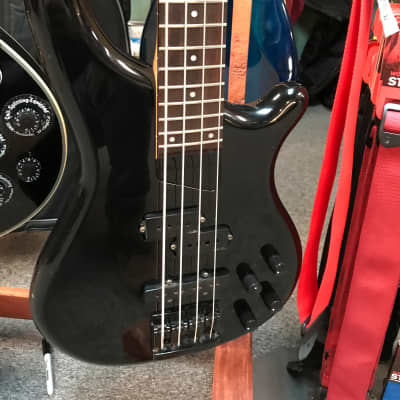 Kawai Bass 4 string active Made in Japan READ Schaller gotoh parts RB65 A Black rb85a for sale