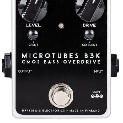 Darkglass Microtubes B3K V2 Bass Preamp Pedal