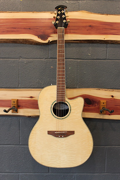 Ovation: CC24-4 Celebrity | Reviews @ Ultimate-Guitar.com
