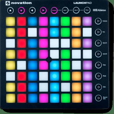 New Novation Launchpad RGB Pads Controller Ableton Lite Bass & V Station Mac PC