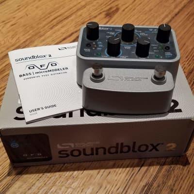 Source Audio Soundblox 2 OFD Bass microModeler for sale