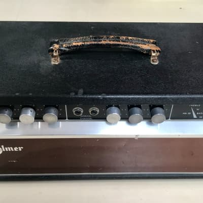 Selmer Treble and Bass 50  Copperface 1968