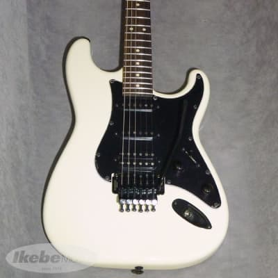 Suhr Guitars J Select Series Classic S FRT (Olympic White/Rosewood) for sale