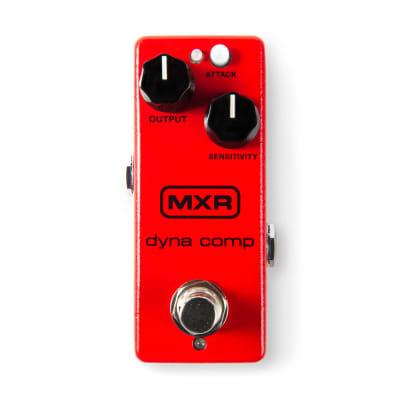 Dunlop MXR Dyna Comp Mini