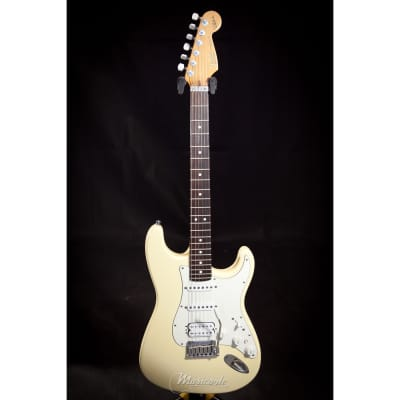 Fender American Signature Jeff Beck Stratocaster Vintage White HSS - USATA for sale