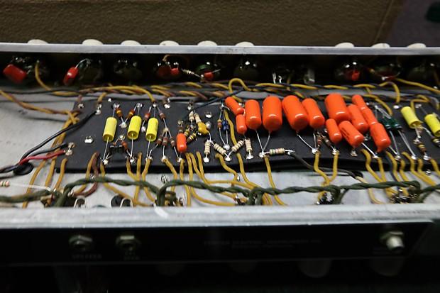 1961 fender bandmaster amp dating 4