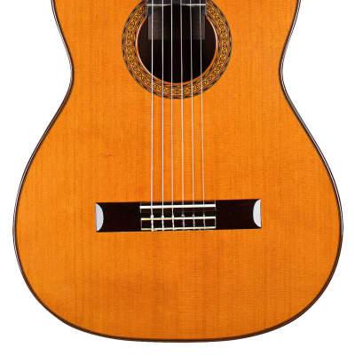 Manuel Velazquez 1987 Classical Guitar Cedar/Indian Rosewood for sale