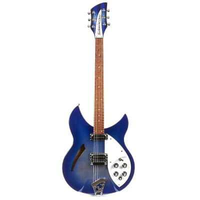 "Rickenbacker	330 ""Color of the Year"""