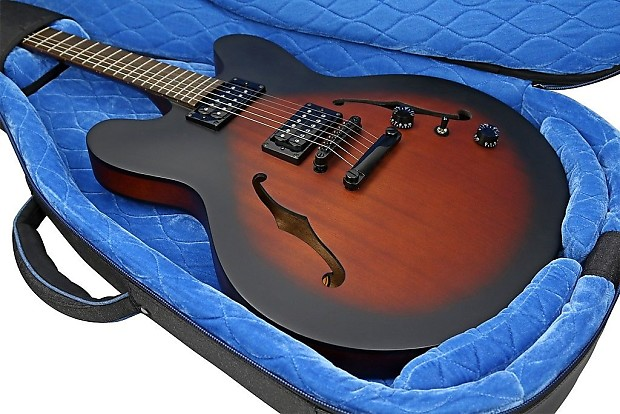 Reunion Blues Continental Voyager Semi Hollow Body